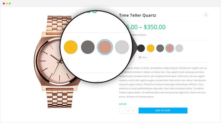 WooCommerce Variation Swatches Pro-Woo多颜色管理色板插件[更至v1.1.17]插图26
