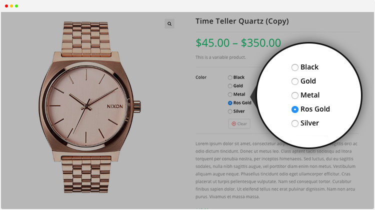 WooCommerce Variation Swatches Pro-Woo多颜色管理色板插件[更至v1.1.17]插图32
